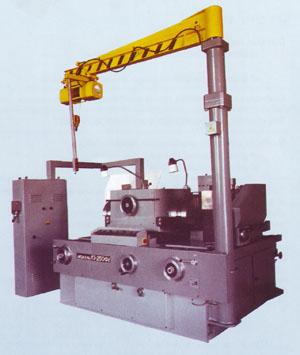 Днепровским заводом специальных труб введен в эксплуатацию станок модели ЛЗ-250